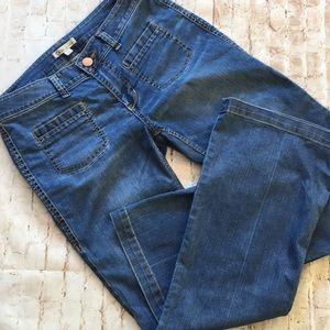 Cabi Flare Wide Leg Jean